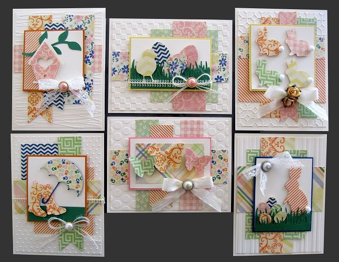 63 best images about My Card Kits – Easter Card Making Kits