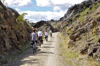 Otago Central Rail Trail between Lauder and Oturehua - Credit: David Wilkinson
