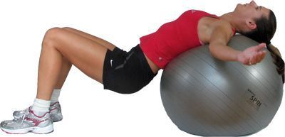 Relax and Challenge your Balance and Stability with These Relaxing Ball Moves