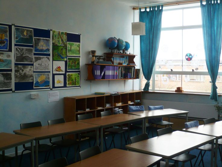 Class 7 room - York Steiner School