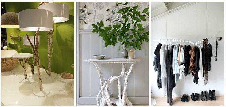 Awsome -> 20 Decoratiuni din lemn creative si utile pentru casa http://ideipentrucasa.ro/20-decoratiuni-din-lemn-creative-si-utile-pentru-casa/