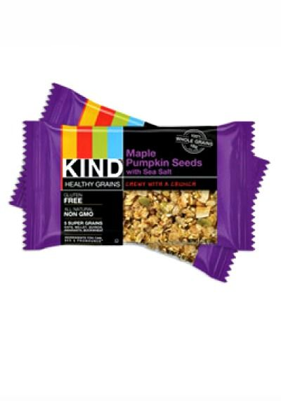 KIND Bars: Maple Pumpkin Seeds with Sea Salt