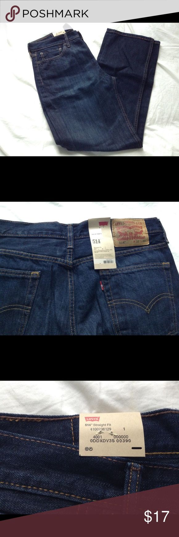 Men's Levi Jeans NWT levi jeans in perfect condition. Levi's Jeans Straight