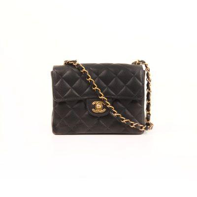 Chanel Timeless Mini Caviar Single Flap | CBL Bags