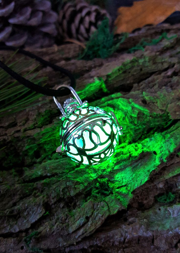 Excited to share the latest addition to my #etsy shop: LED Glowing Necklace Ball locket Glow In the Dark Rainbow http://etsy.me/2Do0vf1 #jewelry #necklace #silver #unisexadults #lednecklace #glowingnecklace #slivernecklace #glowinthedark #ledjewelry
