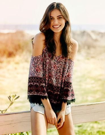 #covetme #bershka #portugal #boho #bohemian #lovely #summer #lovely #women