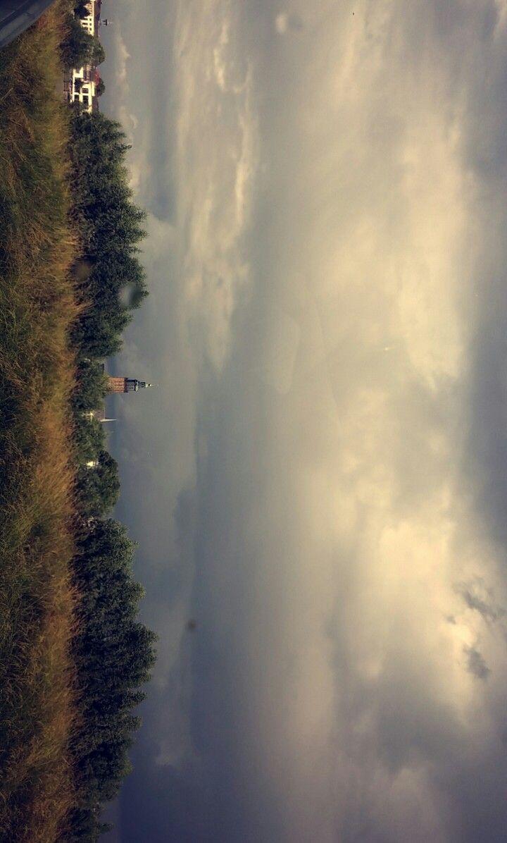 Zutphen. Skyline. The netherlands