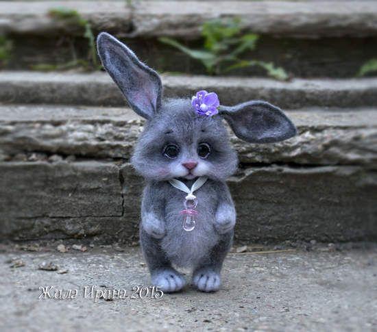 Bunny by By Zhila Irina | Bear Pile