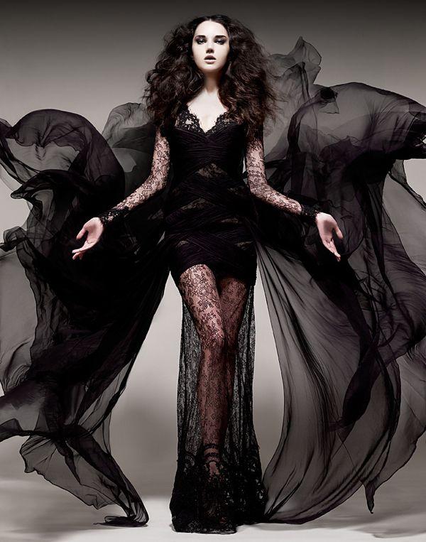 Editorial fashion photography by Michael David Adams