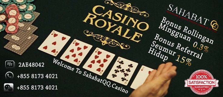daftarkan diri anda sekarang juga di http://sahabatqq.casino dan dapatkan hadiah yang selalu menanti-nanti anda. Di jamin mantap (y)