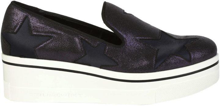 Stella McCartney Sneaker Plateau