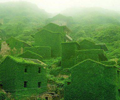 V súostroviach pri východe Číny sa nachádzajú opustené rybárske dediny, ktoré sa ich obyvatelia rozhodli nechať nedotknuté a matka príroda ...