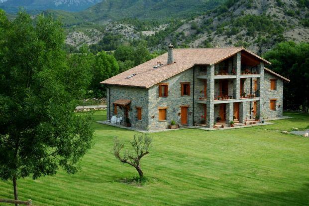 Casa Rural Campacruz Puyarruego, (Puértolas), Huesca (Aragón)
