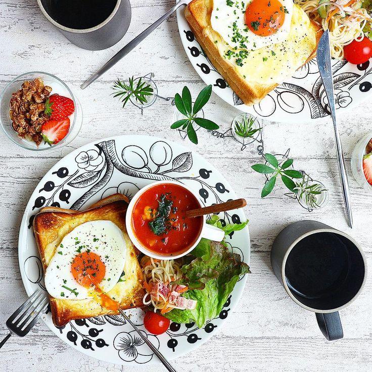 目玉焼き、スクランブルエッグ…朝ごはんがおしゃれになる魔法の卵料理まとめ | おうちごはん