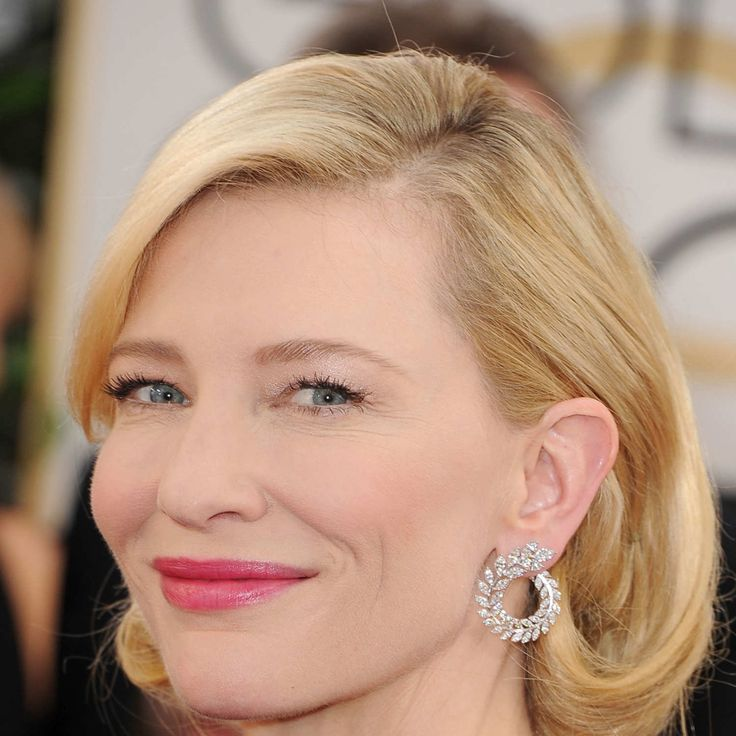 Getting Golden Globes–Ready With Cate Blanchett