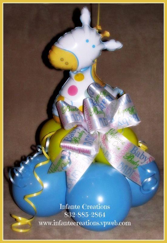 28 Best Giraffe Baby Shower Boygirl Images On Pinterest Baby