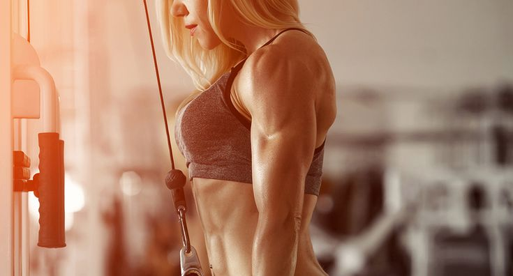 Muscular Women are Beautiful Too | #healthy #confident #fitspo #confidence #selfesteem #beauty