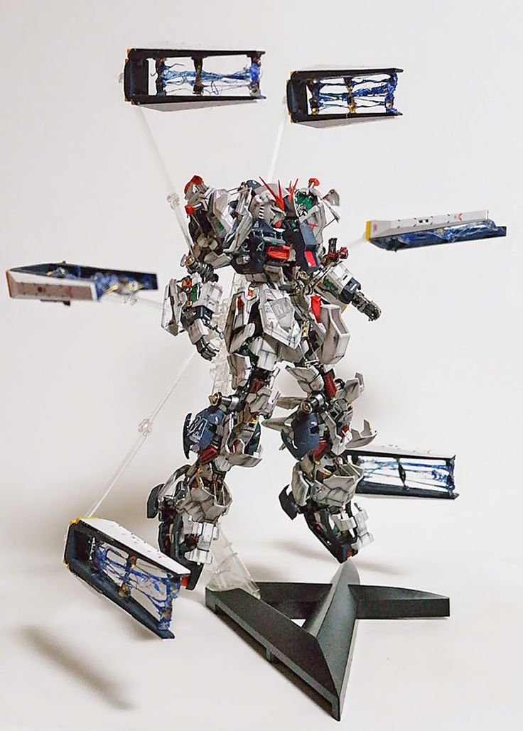 how to build a real gundam