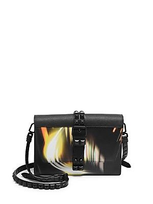 ac345ab2b9d4 Prada City Lights Studded Shoulder Bag Saks Fifth Avenue, City Lights, Prada