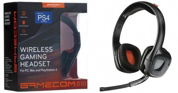 Looking For A Deal On A Gaming Headset Walmart Is Offering A Sweet Price On This Plantronics Gamecon Wireless Stereo Headset Headset Gaming Headset Logitech