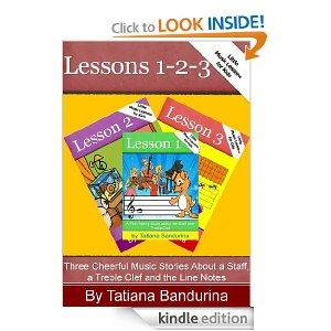 Thee music lessons for kids in one package!