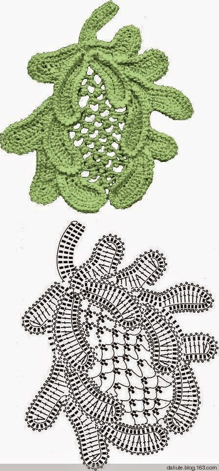 Crochet: Irish lace