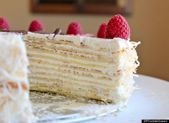 crepe cake recipes   cakes , cookies   Pinterest