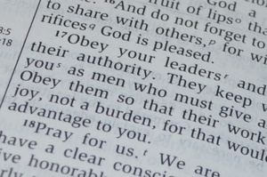 Obey Your Leaders and Submit to Their Authority (Hebrews 13:17)