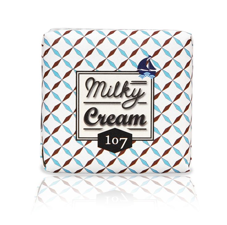 107 Milky Cream Ocean Soap