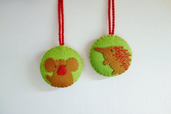87 best australian animal christmas decorations images on for Australian christmas decoration ideas