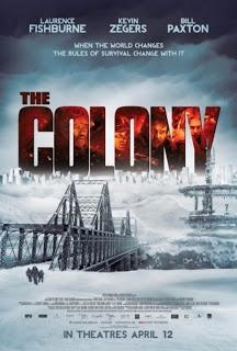 Primer póster y tráiler oficial de 'The Colony', thriller de ciencia ficción y terror