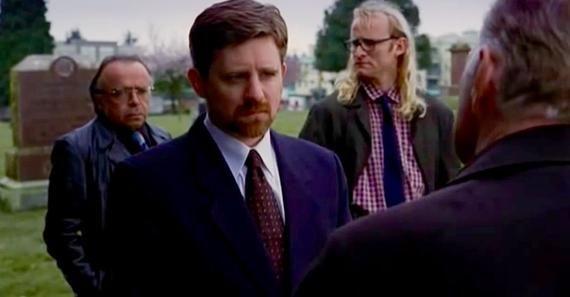X-Files Revival Reunites The Lone Gunmen