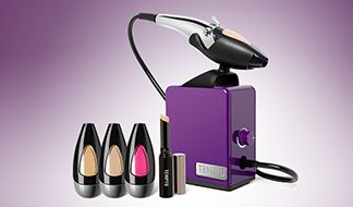Deluxe Air Brush Kit | AirBrush Makeup Machine | TEMPTU