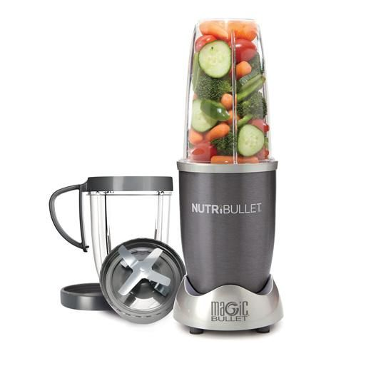 NutriBullet 600—Take the first step towards transforming your health with the machine that started it all, the original NutriBullet. With 600 watts of power, NutriBullet extracts nutrition from within whole foods, providing an easy, tasty, highly absorbable way to consume superfoods like spinach, berries and beets.