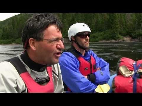 Bande-annonce de «Chercher le courant», pour le projet «Le fleuve St-Laurent»