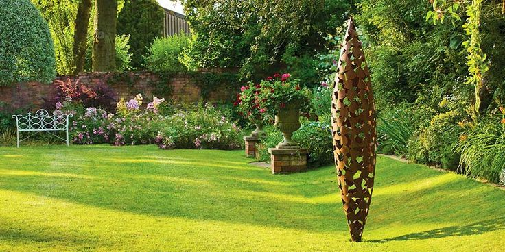 90 Best Garden Sculpture Images On Pinterest Garden Sculptures Outdoor Sculpture And Metal