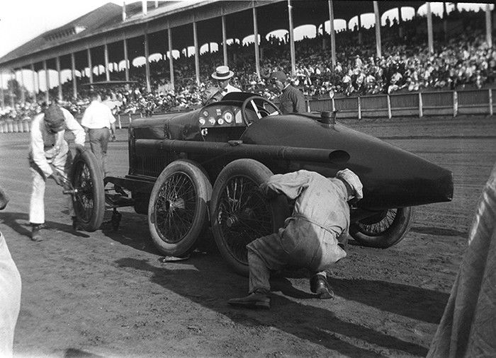 1946 car indiana midget race Charmelle There's
