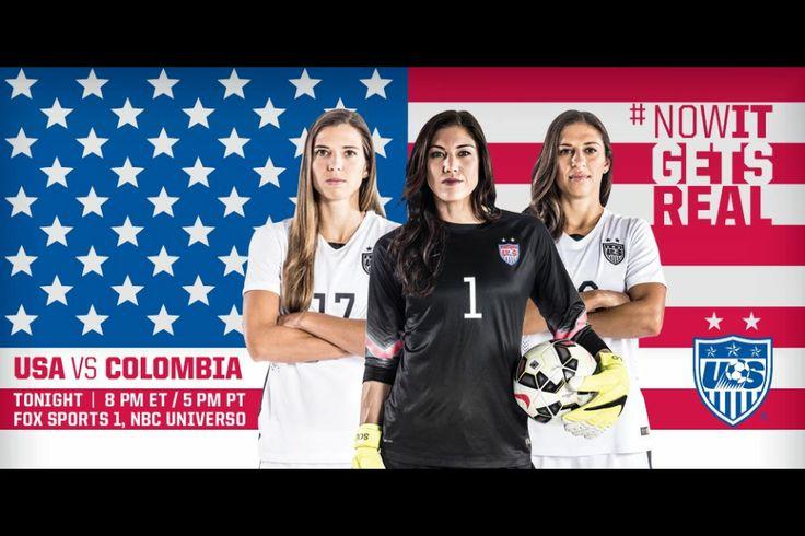 USA v Columbia