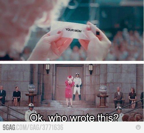 Hunger Games Trolls.