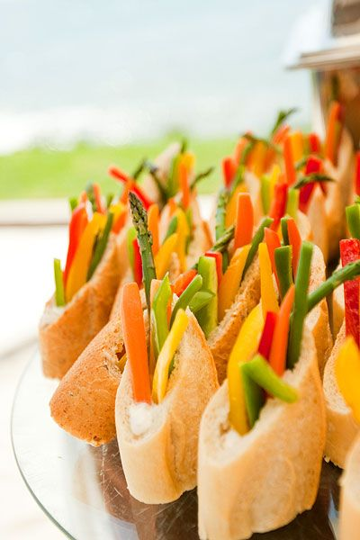 Finding original and creative ways to serve your favorite finger food is a challenge.