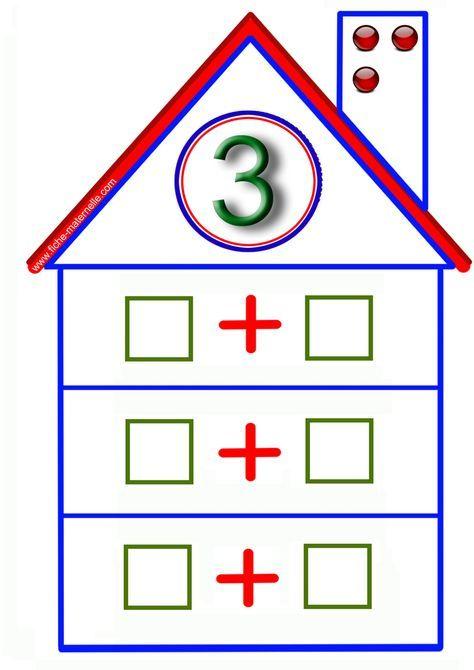 Jeux mathématiques en maternelle