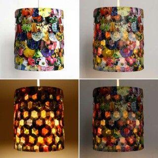 El Arte de Reciclar: Lámparas con hojas de libros y revistas - Ecologismo
