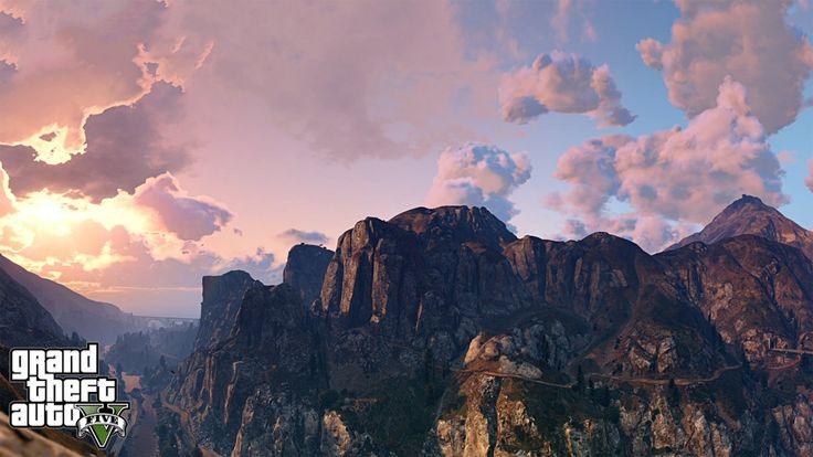 Gta V Grand Theft Auto 5 1080p Wallpaper Wide Screen Wallpaper 1080p 1024x576 Grand Theft Auto Gta Widescreen Wallpaper