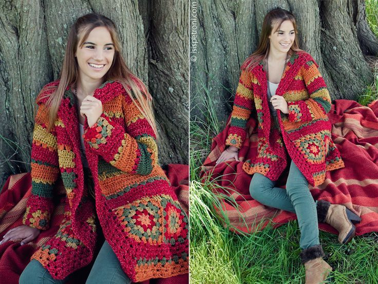 María Cielo: Saco crochet Bisa Chefa