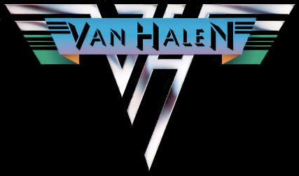 Van Halen's extravagant yet stylish method of guitar solos and general audacity was drafted into one simple logo that became iconic over the years of VH's reign wil never be forgotten. This metallic-edged image was designed by Dave Bhang in 1978 and it's a Van Halen logo that remains popular and memorable to this day.