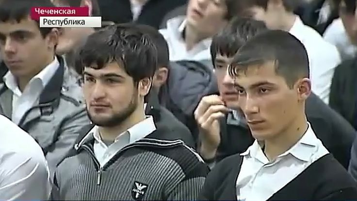 Трезвость в Чеченской республике