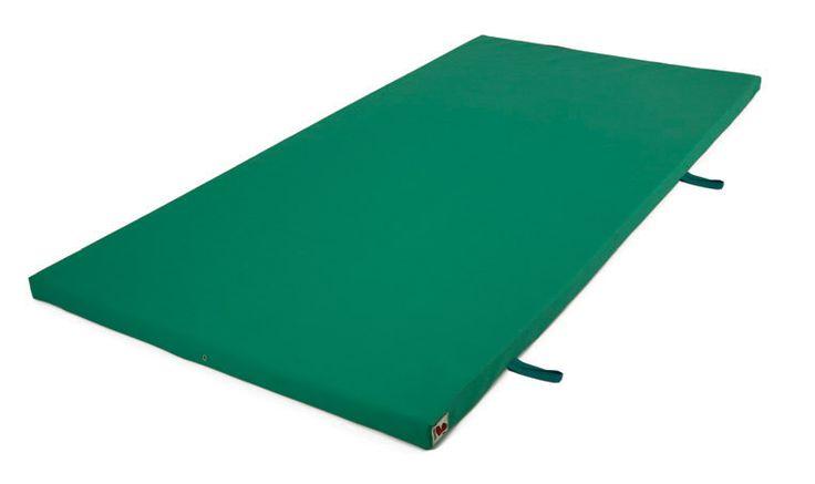 Colchonetas de gimnasia - La Ideal para ejercicios de suelo. Foam interior de alta densidad 100Kg/m3. Perfecta para adultos y niños.  Medidas:  200 x 100 x 5 cm de grosor. Asas laterales para facilitar su traslado. Funda en tela PVC con base antideslizante. Otras medidas disponibles a su elección.