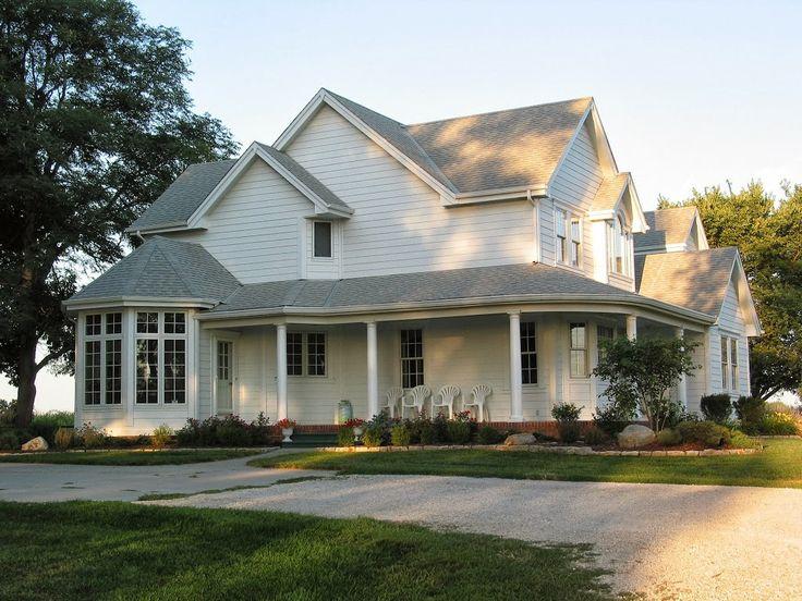 American farmhouse farmhouse style pinterest for American farmhouse style