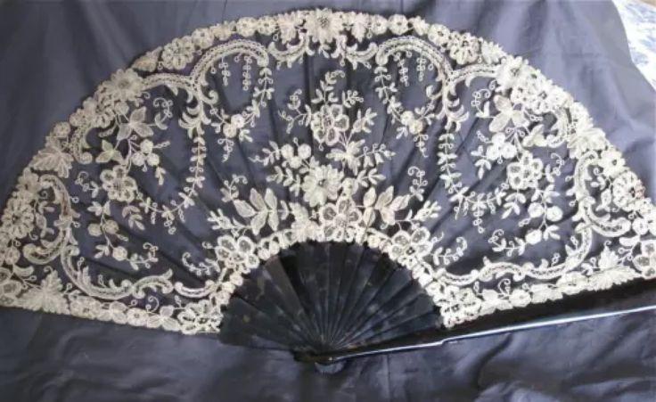 Beautiful Lacey Fan~