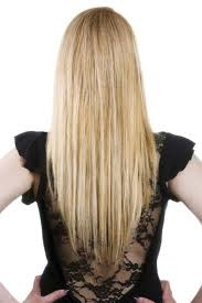 long hair back view - Google Search